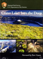 DVD Crater Lake: Into the Deep