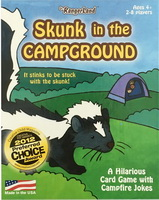 Haywood Studios Skunk in the Campground Card Game
