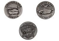 Collectible National Park Tokens