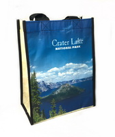 Impact Photographics Crater Lake/Oregon Caves Small Recycled Bag