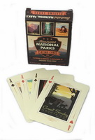 Playing Cards: 61 Illustrated National Parks