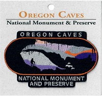 Patch - Oregon Caves