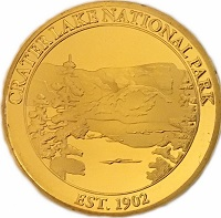 Coin - Double Sided Gold-Plated