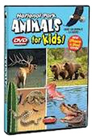 DVD- National Park Animals for Kids!