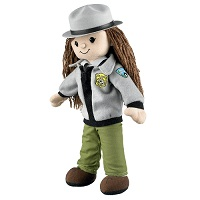 Female Park Ranger Doll