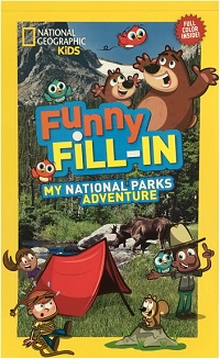 Funny Fill-In: My National Park Adventure
