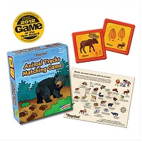 Haywood Studios Card Game Animal Tracks