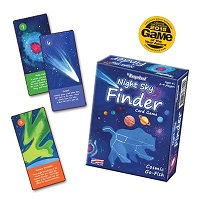 Haywood Studios Card Game Night Sky Finder