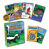 Haywood Studios Card Game Skunk in the Campground