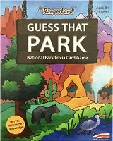 Haywood Studios Guess That Park Card Game