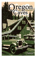 Sticker - Oregon Caves Historic Chateau