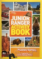 Junior Ranger Activity Book