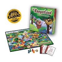 Haywood Studios Board Game - Jr. RangerLand National Parks