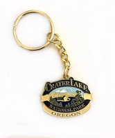 Key Chain LW Bristol Badge