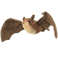 Little Brown Bat Plush