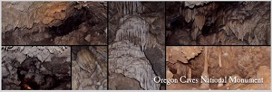 Magnet - Oregon Caves Formations Panoramic