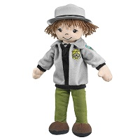 Male Park Ranger Doll