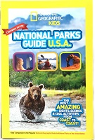 NatGeo Kids: National Parks Guide USA