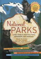 National Parks: A Kids Guide to America's Parks, Monuments, and Landmarks