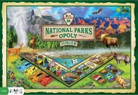 National Parks Opoly Jr. Ranger