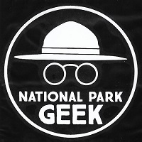 Department of Nature National Park Geek Window Decal