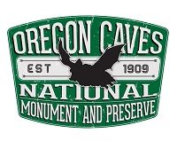 Sticker - Oregon Caves Bat Silhouette