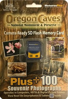 Oregon Caves SD Card