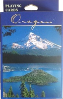Playing Cards: Oregon