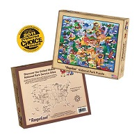 Haywood Studios Puzzle - 48 Piece - National Parks