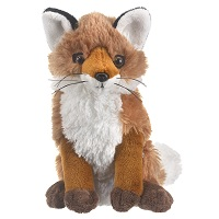 Small Red Fox Plush