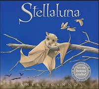 Stellaluna - Board book or Hardcover