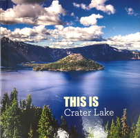 This is Crater Lake