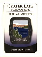 Trekking Pole Decal