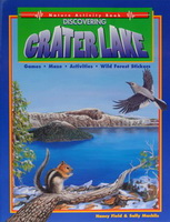 Discovering Crater Lake-Nature Activity Book
