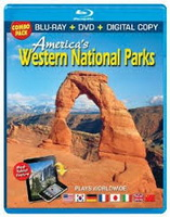 DVD/Blueray America's Western National Parks