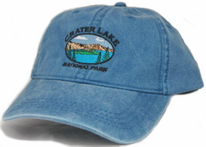 Hat/Cap Blue with N.H.A. Logo