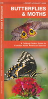 Waterford Press Pocket Naturalist Guide-Butterflies and Moths